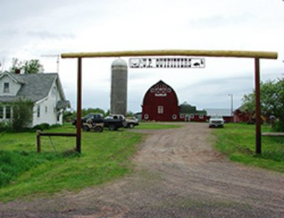 Photo of Entrance to U.P. Outfitters Game Farm & Hunting Preserve